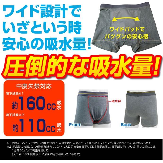 ワイド設計で安心の吸水量【TS5008】