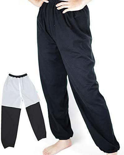 おねしょ長ズボン DREAMドリーム 男女兼用 防水布付きおねしょ長ズボン スウェット素材 ドリーム Dream 140cm正面