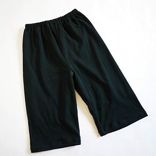おねしょズボン ホープ・ジュニア 130cm 防水布付き 男女兼用正面
