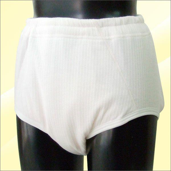 女性用 尿漏れショーツ 吸水量300cc 32030 3L 大きいサイズ正面
