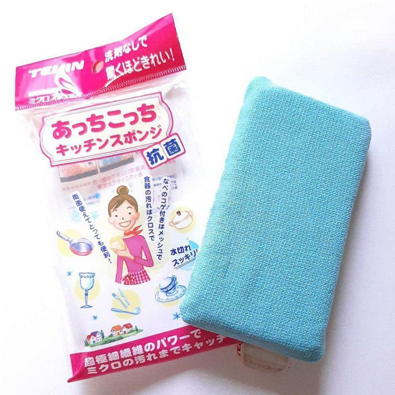 あっちこっちシリーズ 抗菌剤入りスポンジ 人気のおそうじ用品 TEIJIN 掃除 大掃除